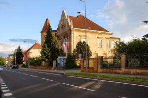 Budova Městského úřadu v roce 2014 (cc) Autor: Pavel Vondra - dostupné pod licencí Creative Commons
