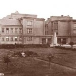 Škola ve 30.letech 20.století