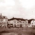 Tržní (dnes Mírové náměstí)