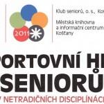 Sportovní hry seniorů 2011