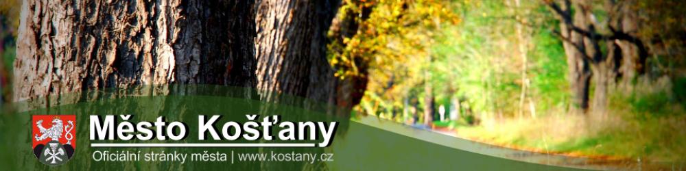 Město Košťany