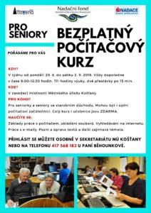 NFK10_15 Kostany PC kurz seniori