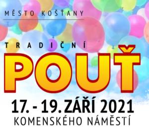 Pozvánka na Košťanskou pouť 2021